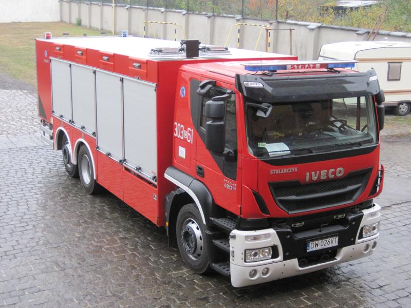 Kolejny nowy samochód dla JRG Oleśnica