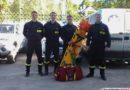 Oleśniccy Strażacy na manewrach w Jeleniej Górze
