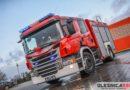 Nowiusieńka Scania trafiła do Ochotników z Dobroszyc