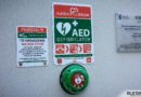 Defibrylatory AED pojawiły się na terenie miasta