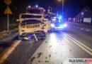 Nietrzeźwy kierowca Jeepa spowodował wypadek