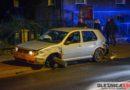 Pijany nastolatek bez uprawnień spowodował groźne zdarzenie na Sudoła