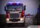 Pożar poddasza w budynku jednorodzinnym. Akcja Strażaków w Bystrem