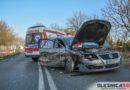 Nietrzeźwy kierowca doprowadził do poważnego zderzenia