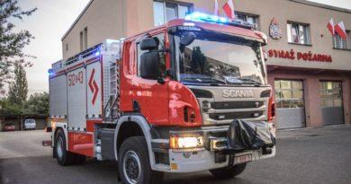 Nowy samochód ratownictwa technicznego już w Oleśnicy!