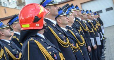 Powiatowi Strażacy obchodzili swoje święto
