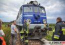 Pociąg osobowy wykoleił się pod Twardogórą