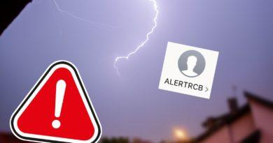 Nadciąga wichura. RCB rozsyła SMS'y z ostrzeżeniami