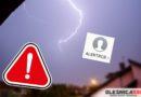 Rządowe Centrum Bezpieczeństwa ostrzega o nadciągających burzach i silnym wietrze