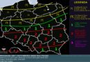 """Polscy Łowcy Burz ostrzegają. Możliwe """"ekstremalnie silne burze"""""""