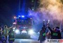 Strażacy z Gołębic z nowym samochodem
