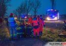 Groźny wypadek pod Dobroszycami