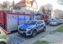 Śmierć starszej kobiety w mieszkaniu przy ul. Reja
