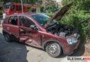 Wypadek na skrzyżowaniu ulic Sudoła i Poniatowskiego. Wśród rannych kilkuletnie dziecko