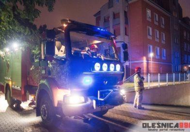 Monitoring przeciwpożarowy zaalarmował Strażaków