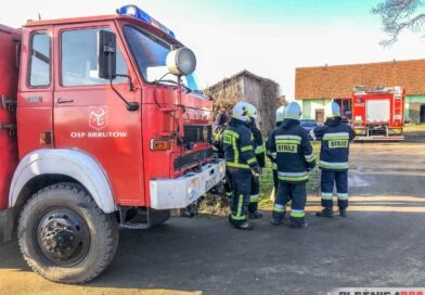 Zwarcie instalacji elektrycznej przyczyną pożaru w Paczkowie?