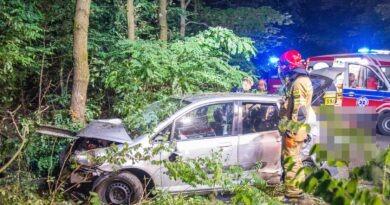 Kolejna tragedia na drodze. Zginęła młoda kobieta